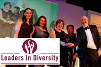 Prospects won Best Large Company 2017 in the National Centre for Diversity Awards and is a Leader in Diversity