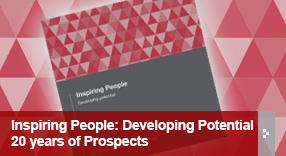 Watch our new video, 'Inspiring People: Developing Potential'